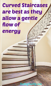 Ups & Downs: Feng Shui for stairs - tips to balance stair energy.