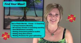 Find your maui group and private coach program changes your life!