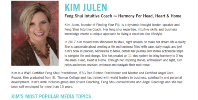 Kim Julen Media One Sheet