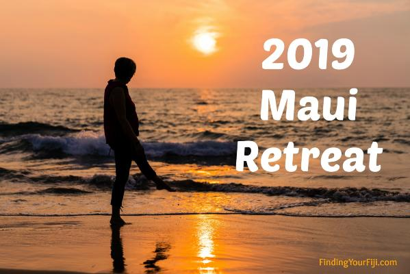 Vitally You Maui Retreat | November 2019 | tropical paradise grow