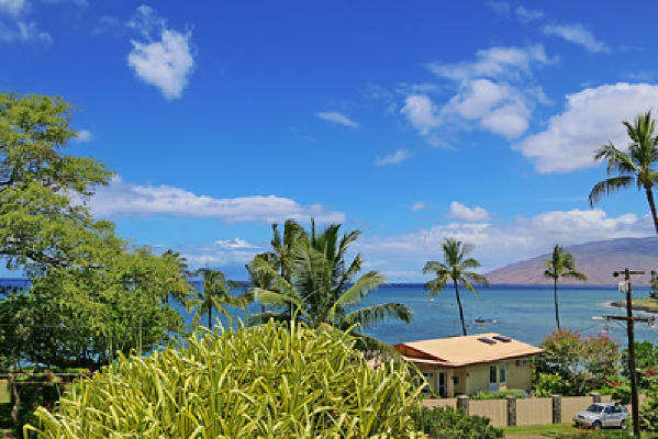 View from Wailea Inn penthouse | Join us Vitally You Maui Retreat