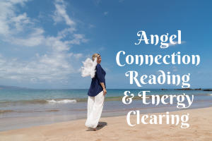 Airbnb Experience of an Angel Connection & Energy Session on Maui