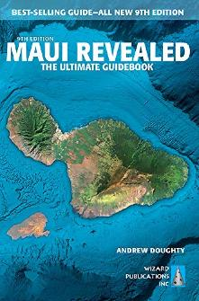 Maui Revealed by Andrew Doughty | best guidebook for Maui island.