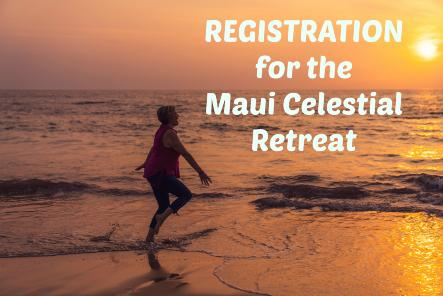 Maui Celestial Retreat registration | Connection Clarity Creation