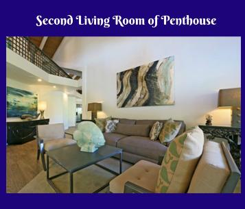 Wailea Inn Kihei | Maui Celestial Retreat 2020 venue| Living room
