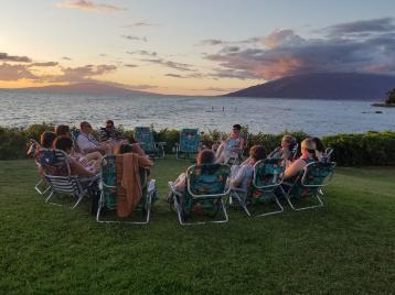 Maui Celestial Retreat | Connection Clarity Creation| new friends