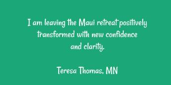2020 Maui Celestial Retreat | why you should come | your benefits
