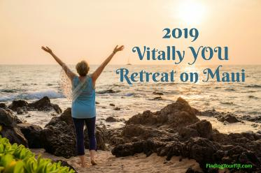 Vitally You Maui Retreat November 2019 | Reserve your spot today!
