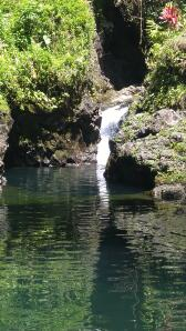 Road to Hana is an experience -waterfalls, hiking, great scenery