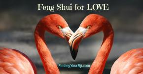 Pairs symbolize partnership in Feng Shui