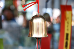 Bells bring good things. Learn how bells are used in Feng Shui.